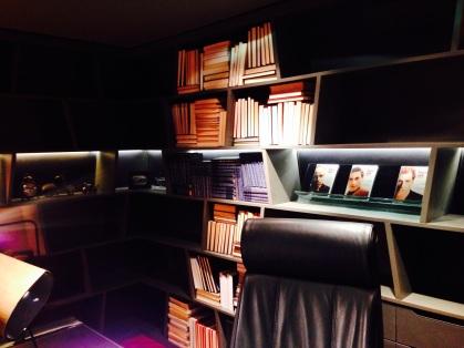 foto casa cor livros